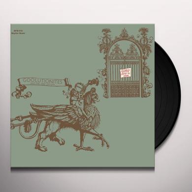 TAMAM SHUD GOOLUTIONITES ANDTHE REAL PEOPLE Vinyl Record