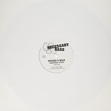 WICKED & WILD / POLICE IN HELICOPTER SPLIT REMIX Vinyl Record