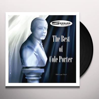 SEEBURG MUSIC LIBRARY: BEST OF COLE PORTER Vinyl Record - 180 Gram Pressing