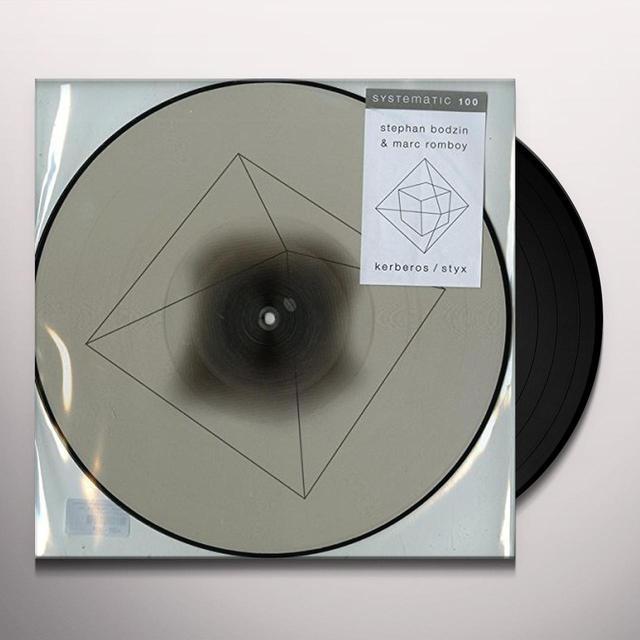 Stephan Bodzin vs Marc Romboy KERBEROS / STYX Vinyl Record - Picture Disc