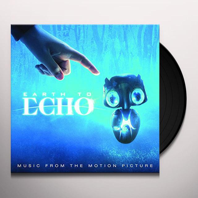 EARTH TO ECHO / O.S.T. (LTD) (OGV) EARTH TO ECHO / O.S.T. Vinyl Record