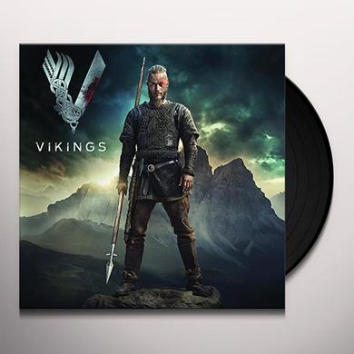 Trevor Morris VIKINGS: SEASON 2 / TV O.S.T. Vinyl Record