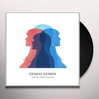 Jennie Abrahamson GEMINI GEMINI Vinyl Record