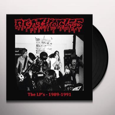 AGATOHCLES LP'S-1989-91 (GER) Vinyl Record
