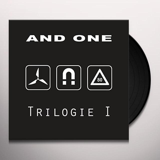 AND ONE MAGNET (GER) (Vinyl)
