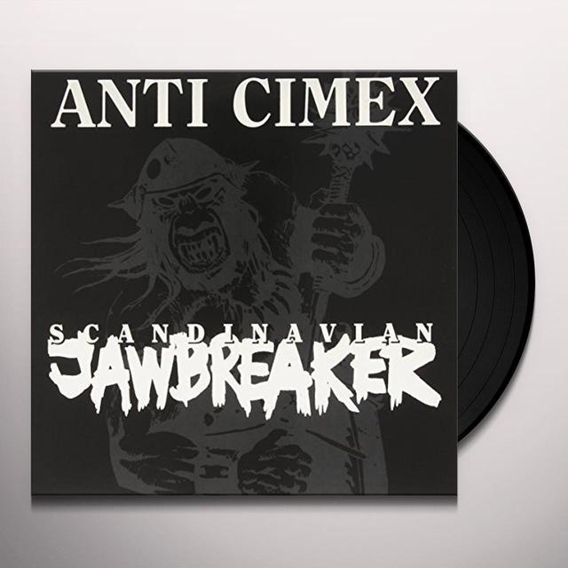 ANTI CIMEX SCANDINAVIAN JAWBREAKER (GER) (180 gram) (Vinyl)