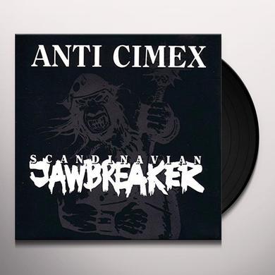 ANTI CIMEX SCANDINAVIAN JAWBREAKER (GER) Vinyl Record