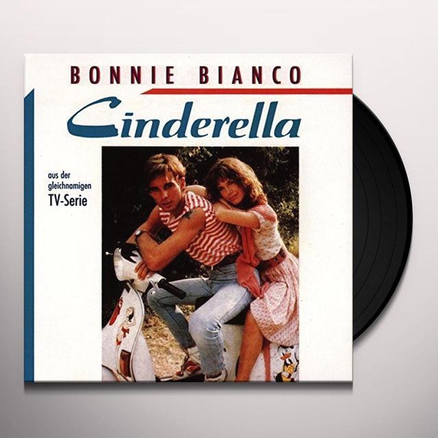 Bonnie Bianco CINDERELLA Vinyl Record