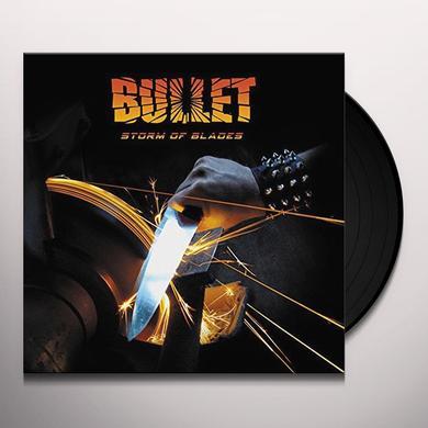 Bullet STORM OF BLADES (GER) Vinyl Record