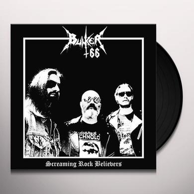 Bunker 66 SCREAMING ROCK BELIEVE (GER) Vinyl Record
