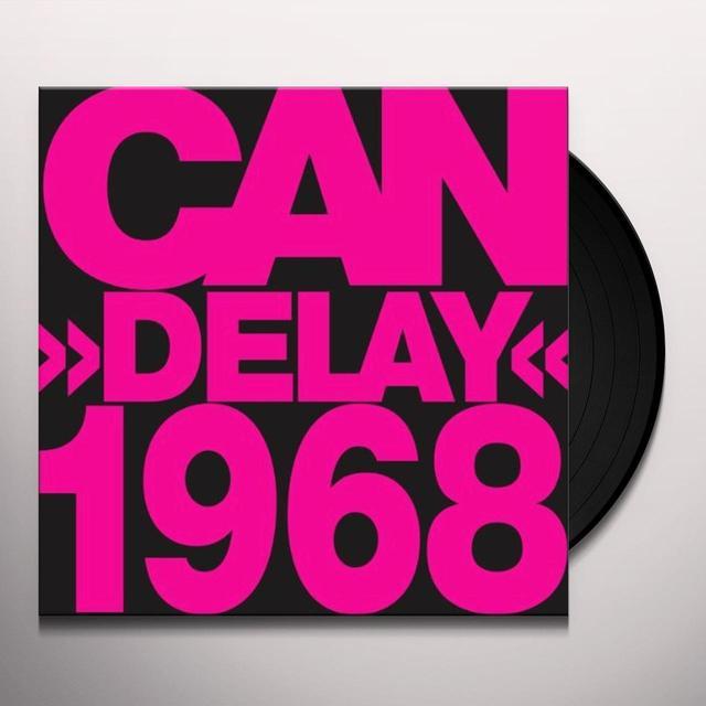Can DELAY 1968 (GER) Vinyl Record