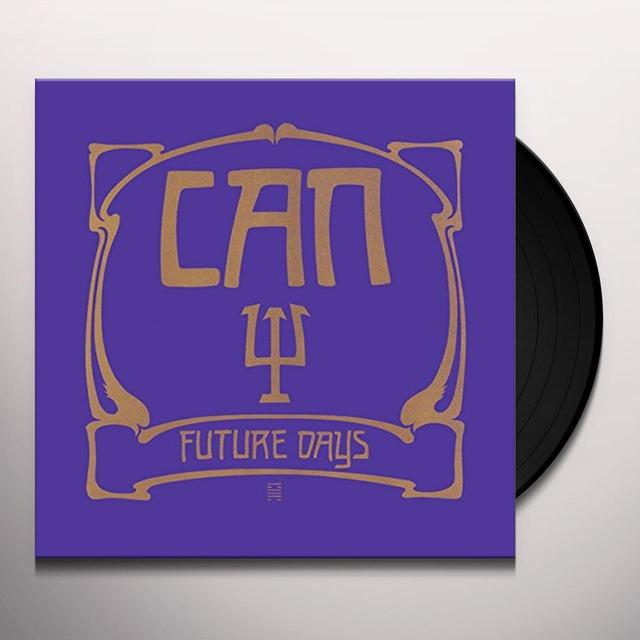 Can FUTURE DAYS (GER) Vinyl Record
