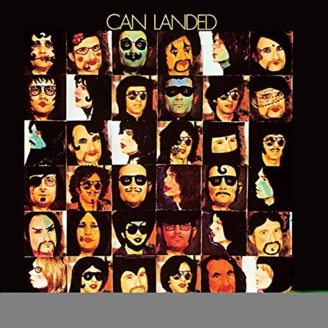 Can LANDED Vinyl Record