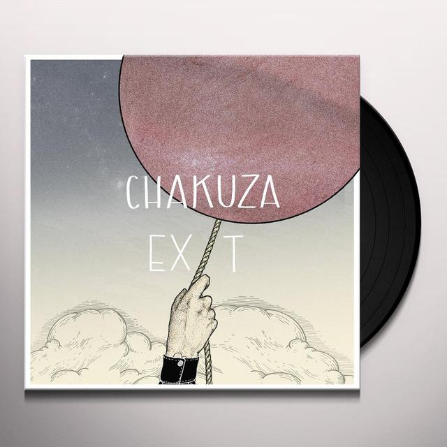CHAKUZA EXIT (GER) Vinyl Record - Limited Edition