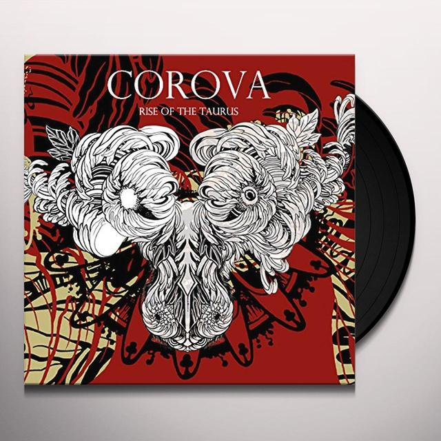 COROVA-RISE OF THE TAURUS (GER) Vinyl Record
