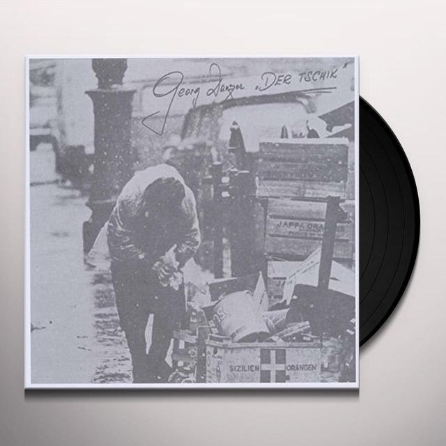 Georg Danzer DER TSCHIK Vinyl Record