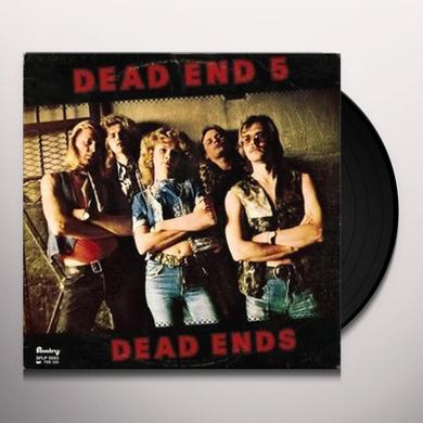 DEAD END 5 DEAD ENDS Vinyl Record