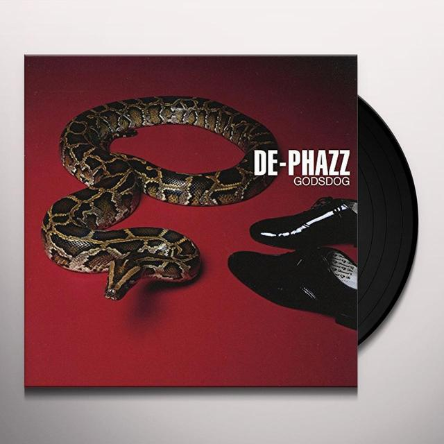 De-Phazz GODSDOG Vinyl Record