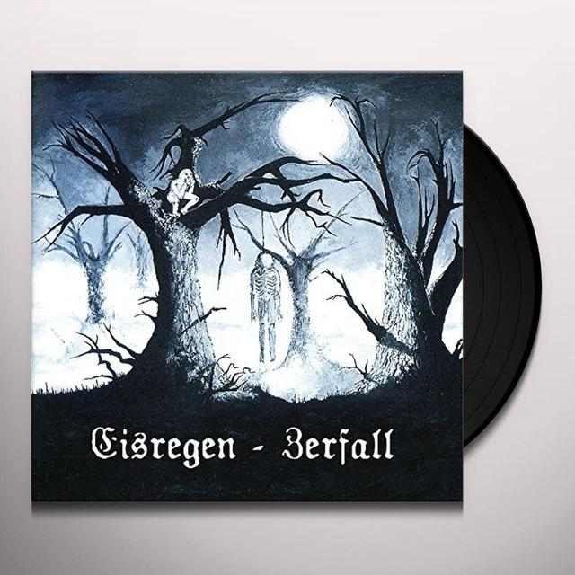 Eisregen ZERFALL (GER) Vinyl Record