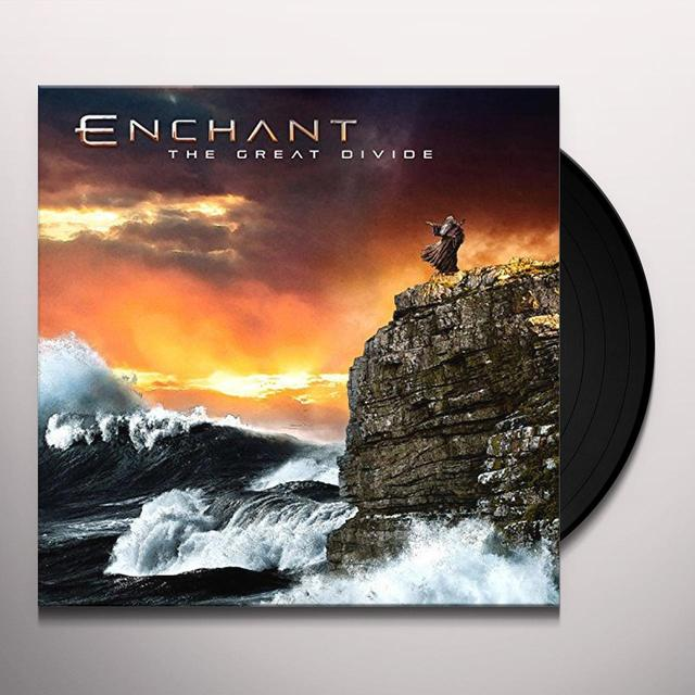 ENCHANT GREAT DIVIDE Vinyl Record - UK Import