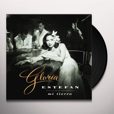 Gloria Estefan MI TIERRA Vinyl Record - Holland Import