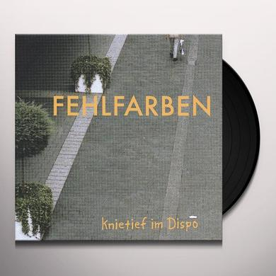 Fehlfarben KNIETIEF IM DISPO (GER) Vinyl Record