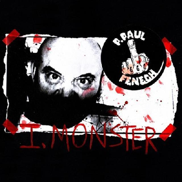P. Paul Fenech I MONSTER (GER) (Vinyl)