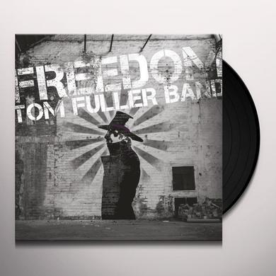 Tom Fuller FREEDOM Vinyl Record - UK Import