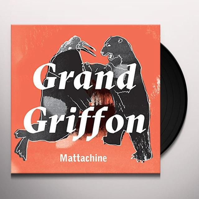 GRAND GRIFFON MATTACHINE Vinyl Record