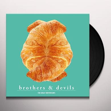 GREAT BERTHOLINIS BROTHERS & DEVILS (GER) Vinyl Record
