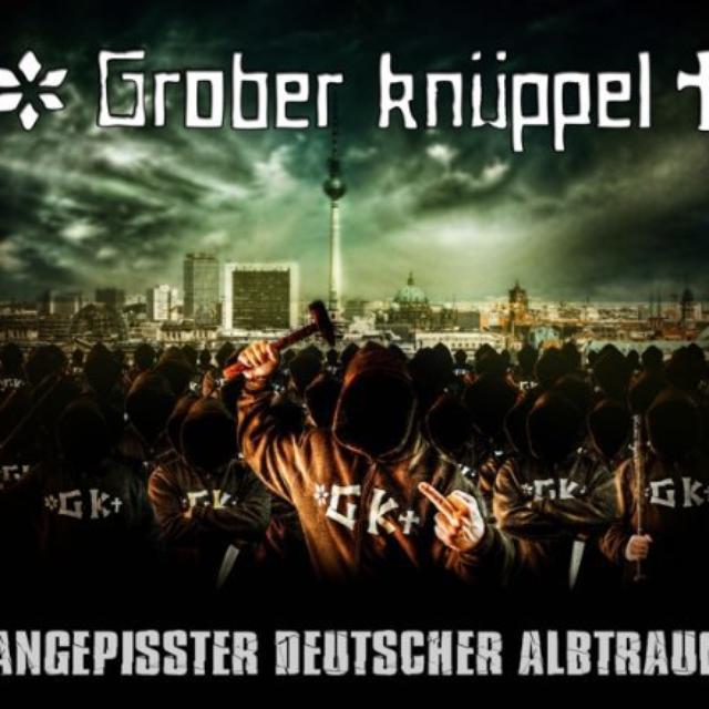 GROBER KNUEPPEL ANGEPISSTER DEUTSCHER Vinyl Record