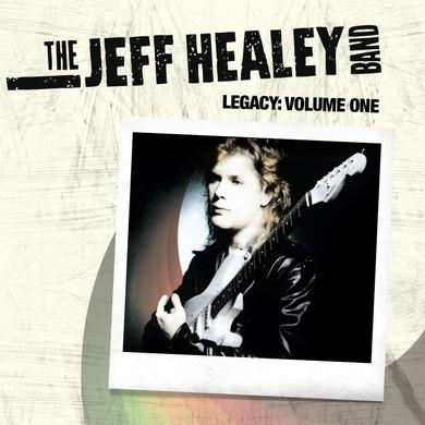 Jeff Healey LEGACY 1 Vinyl Record
