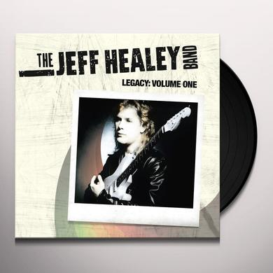 Jeff Healey LEGACY 1 Vinyl Record - UK Import