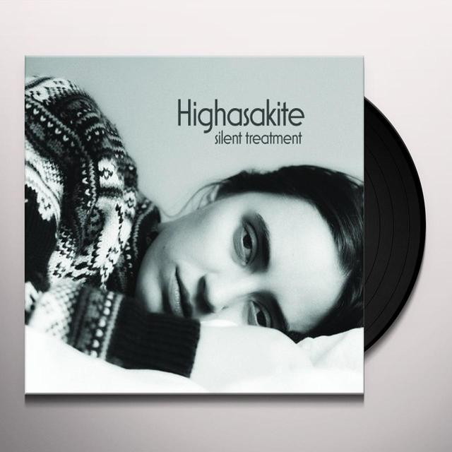 Highasakite SILENT TREATMENT Vinyl Record