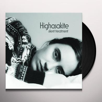Highasakite SILENT TREATMENT (GER) Vinyl Record