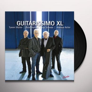 Peter Horton GUITARISSIMO XL Vinyl Record