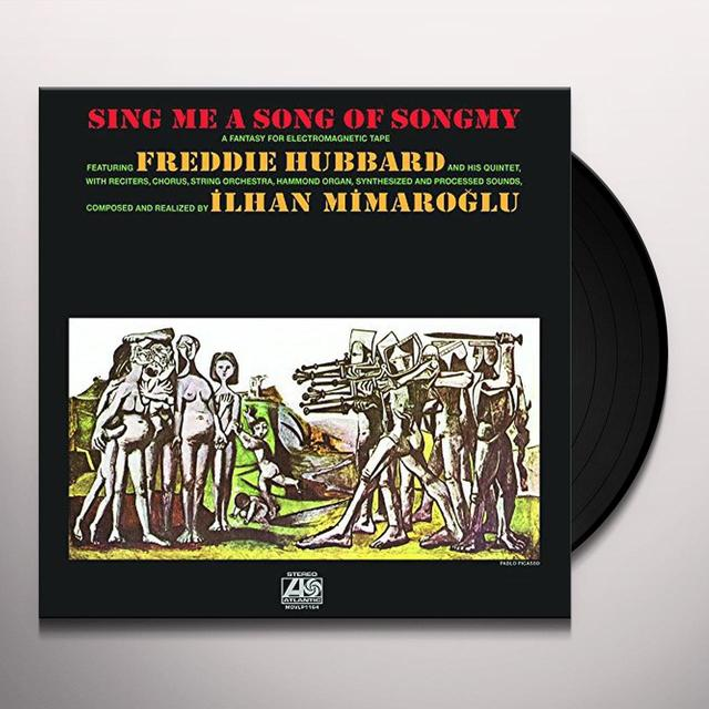 Freddie Hubbard SING ME A SONG OF SONG (GER) Vinyl Record