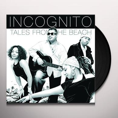 Incognito TALES FROM THE BEACH (GER) Vinyl Record