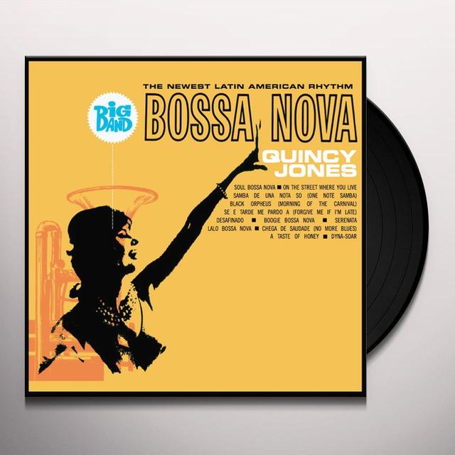 Quincy Jones BIG BAND BOSSA NOVA (GER) (Vinyl)
