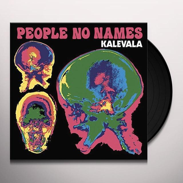 KALEVALA PEOPLE NO NAMES (GER) Vinyl Record