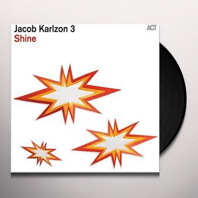 Jacob Karlzon SHINE (GER) Vinyl Record