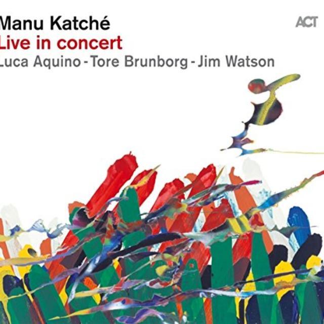 Manu Katché LIVE IN CONCERT (GER) (Vinyl)