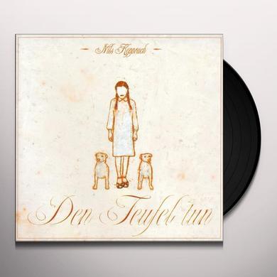 Nils Koppruch DEN TEUFEL TUN Vinyl Record