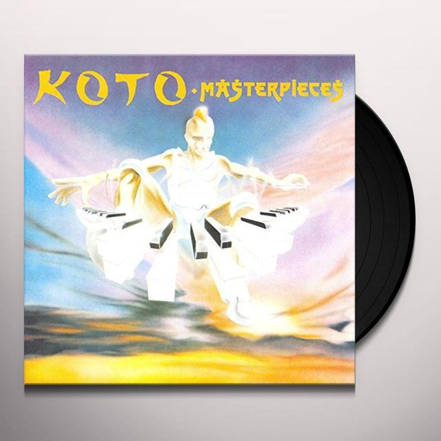 KOTO MASTERPIECES (GER) (Vinyl)
