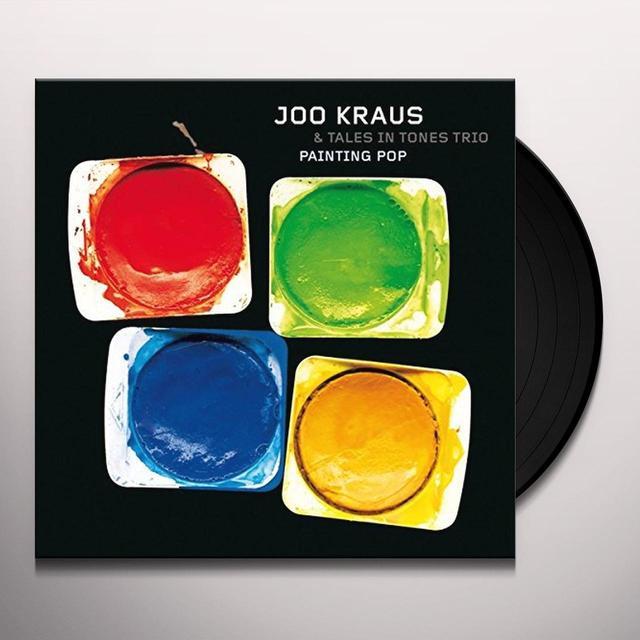 Joo Kraus & Tales PAINTING POP Vinyl Record