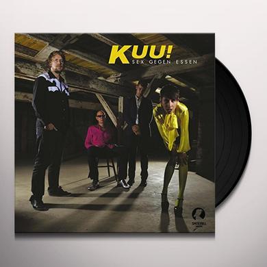 KUU SEX GEGEN ESSEN (GER) Vinyl Record