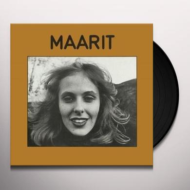 MAARIT (GER) Vinyl Record