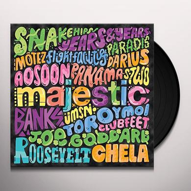 MAJESTIC CASUAL / VARIOUS (GER) Vinyl Record