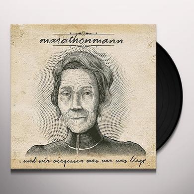 Marathonmann UND WIR VERGESSEN WAS (GER) Vinyl Record
