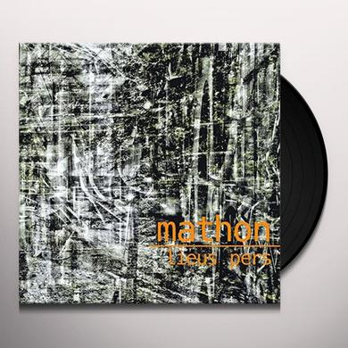 Mathon LIEUS PERS (GER) Vinyl Record